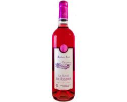 Le Rosé de Rozier - Château Rozier-Morillons - Non millésimé - Rosé