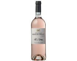 Domaine De Moulin-Pouzy Classique - Domaine de Moulin-Pouzy - Vignobles Fabien Castaing - 2020 - Rosé
