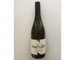 Weissburgunder 2015 Réserve - Domaine Nadler - 2019 - Blanc