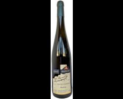 Riesling 2016 Grand Cru Wineck Schlossberg - Domaine Vincent Spannagel - 2016 - Blanc