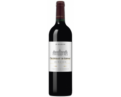 Cru Bourgeois - Château D'Arsac - 2016 - Rouge