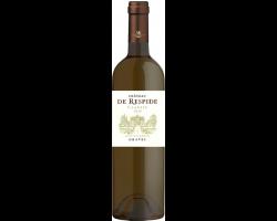 Classic Blanc - Château de Respide - 2019 - Blanc