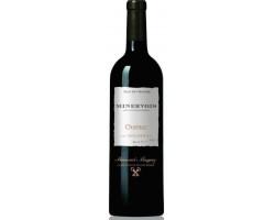Oustric Excellence Minervois - Bernard Magrez - Domaine d'Oustric - 2012 - Rouge
