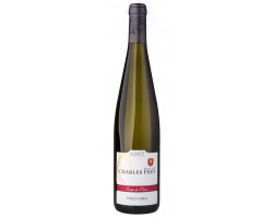 Pinot Gris Symbiose - Maison Charles Frey - 2019 - Blanc