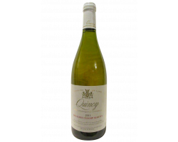 Quincy - Domaine Champ Martin - 2011 - Blanc