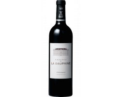 Château de la Dauphine - Château de la Dauphine - 2017 - Rouge