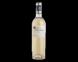 classique blanc - CHATEAU D'OLLIERES - 2020 - Blanc