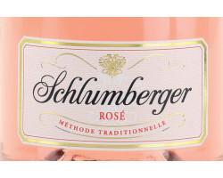 Seductive In Pink - Schlumberger - Non millésimé - Effervescent