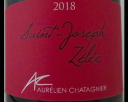 Saint Joseph - Domaine Aurélien Chatagnier - 2018 - Rouge