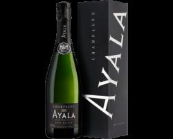Brut Majeur en Coffret - Champagne Ayala - Non millésimé - Effervescent
