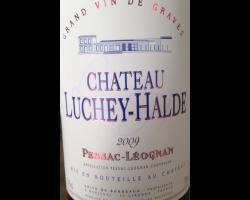 Château Luchey-Halde - Château Luchey-Halde - 2008 - Rouge