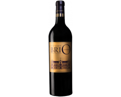 Brio de Cantenac Brown - Château Cantenac Brown - 2014 - Rouge