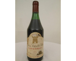 Latour De France - Cellier des Comtes - 1985 - Rouge