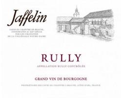 Rully - Jaffelin - 1995 - Rouge