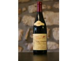 Beaune 1er Cru Champimont Domaine Puech Et Besse - Domaine Puech et Besse - 1996 - Rouge