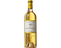 Château Clos Haut Peyraguey - Château Clos Haut Peyraguey - 2018 - Blanc