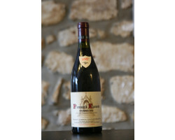Pommard Epenots 1er cru - Domaine Dubreuil Fontaine - 1997 - Rouge