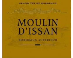 Moulin d'issan - Château d'Issan - 2015 - Rouge