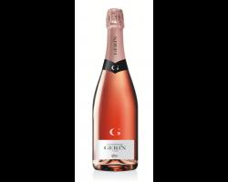 Brut Rosé - Champagne Gerin - Non millésimé - Effervescent