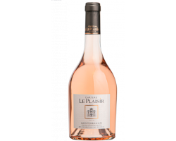 Rosé - IGP Méditerranée - Château Le Plaisir - Famille Julien - 2019 - Rosé