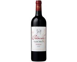 Pastourelle de Clerc Milon - Château Clerc Milon - 2012 - Rouge
