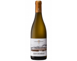 Septembre - Bourgogne Chardonnay - Edouard Delaunay - 2018 - Blanc