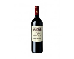 Filia Grand Mayne - Château Grand Mayne - 2013 - Rouge