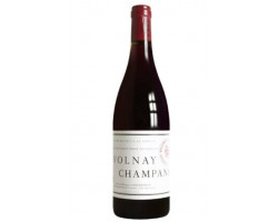 Volnay Premier Cru Champans - Domaine Marquis d'Angerville - 2013 - Rouge