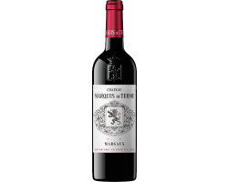 Château Marquis de Terme - Château Marquis de Terme - 2018 - Rouge