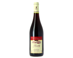 Brouilly - Domaine du Barvy - 2017 - Rouge