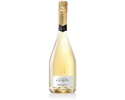 Prestige Brut Blanc de Blancs - Champagne Gerin - Non millésimé - Effervescent