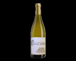 Pouilly Fuissé - Solutré - Domaine des Trois Tilleuls - 2018 - Blanc
