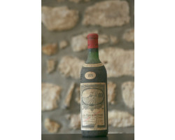 Château La Croix-Davids - Château La Croix Davids - 1975 - Rouge