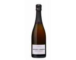 Rosé de Saignée - Champagne Mathieu-Gandon - 2018 - Effervescent