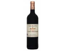 Les Hauts de Lynch-Moussas - Château Lynch-Moussas - 2017 - Rouge