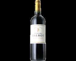 Connétable Talbot - Château Talbot - 2018 - Rouge