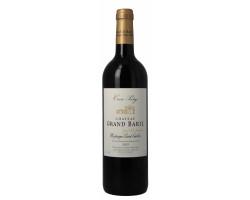 Château Grand Baril- Cuvée Prestige - Château Grand Baril et Réal Caillou - 2015 - Rouge