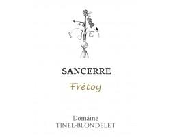 Frétoy - DOMAINE TINEL BLONDELET - 2019 - Blanc