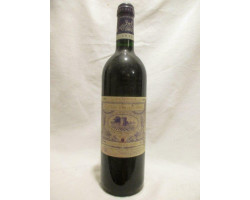 Château Tour Des Termes - Château Tour des Termes - Famille Anney - 1997 - Rouge