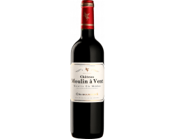 Château Moulin à Vent - Château Moulin à Vent - 1988 - Rouge