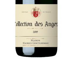 Collection des Anges rouge - Maison Maurice Gentilhomme - 2019 - Rouge