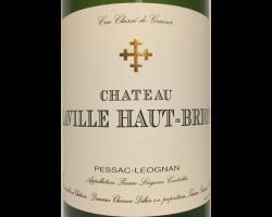 Château Laville Haut-Brion - Château Laville Haut-brion - 2005 - Blanc