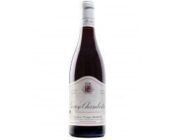 Gevrey-Chambertin - Domaine Thierry Mortet - 2012 - Rouge