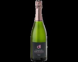 Rosé - Champagne Doré Léguillette - Non millésimé - Effervescent