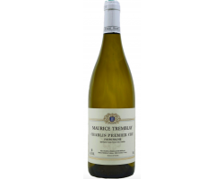 Chablis, 1er Cru Fourchaume - Maurice Tremblay - 2017 - Blanc