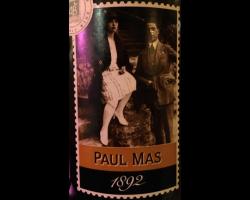 Paul Mas 1892 - Les Domaines Paul Mas - 2020 - Rouge