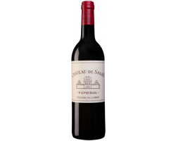 Château de Sales - Château de Sales - 2017 - Rouge