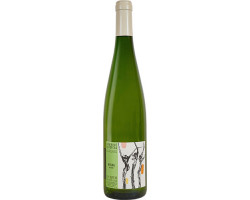 Riesling Les Jardins - Domaine André Ostertag - 2018 - Blanc