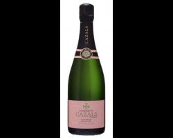 Cuvé Rosé Grand Cru - Brut - Champagne Cazals Claude - Non millésimé - Effervescent