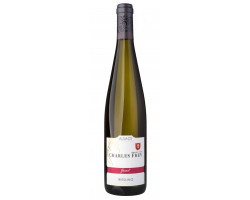 Riesling Granit - Maison Charles Frey - 2019 - Blanc